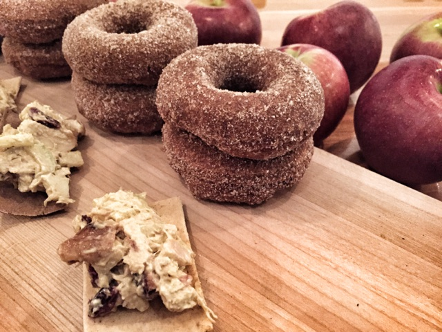 Bad seed donuts