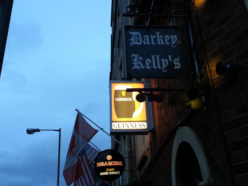 darkey kelly's dublin