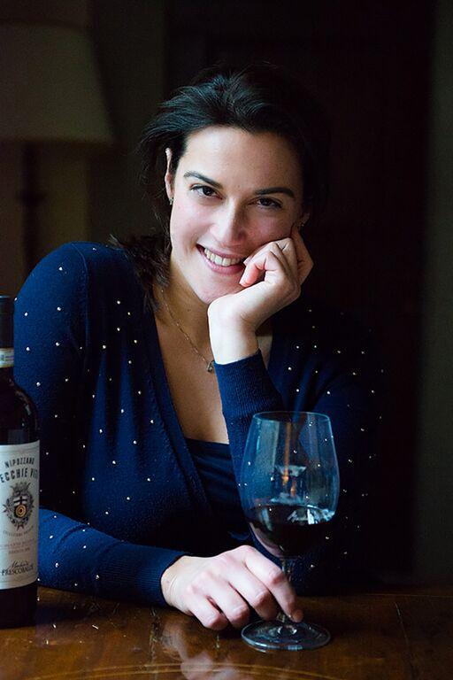 Nipozzano winemaker Eleonora Marconi, courtesy Frescobaldi