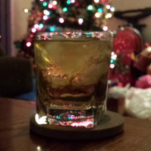 Christmas at the Petros with Jim Beam