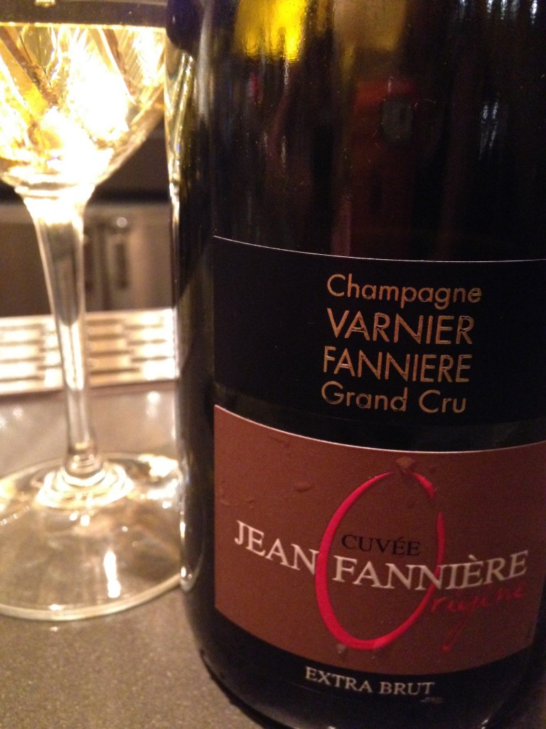 Champagne Varnier Fannière at Corkbuzz, Chelsea Market