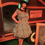Hollis Bulleit at the Diageo Backyard Party, photo by Adam Levy