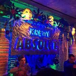 The Krew Absolut bar at the Pernod Ricard Welcome Reception at Chicory.