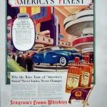 Seagram's, 1938