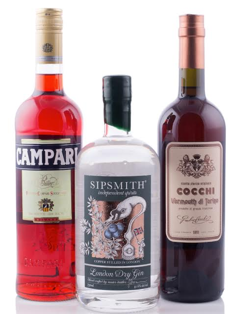 Merchants of Beverage Negroni Classico Kit