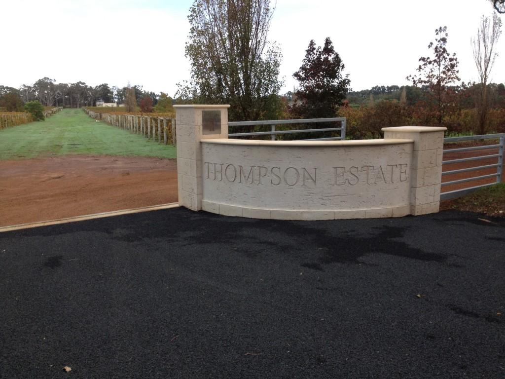 courtesy Thompson Estate