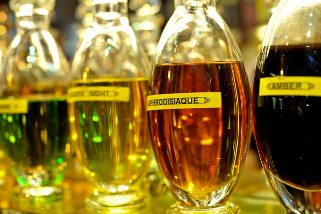 Aphrodisiac Bottle