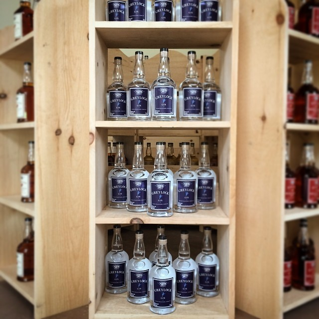Greylock Gin by Berkshire Mountain Distillers, photo by MartinAlbert