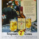 Seagram's, 1943
