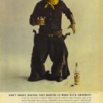 Buster Keaton for Smirnoff, 1959