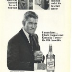 Chuck Connors for Kentucky Tavern, 1966