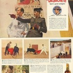 Belmonte for Canadian Club, 1946
