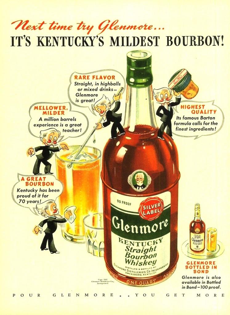 Glenmore, 1942