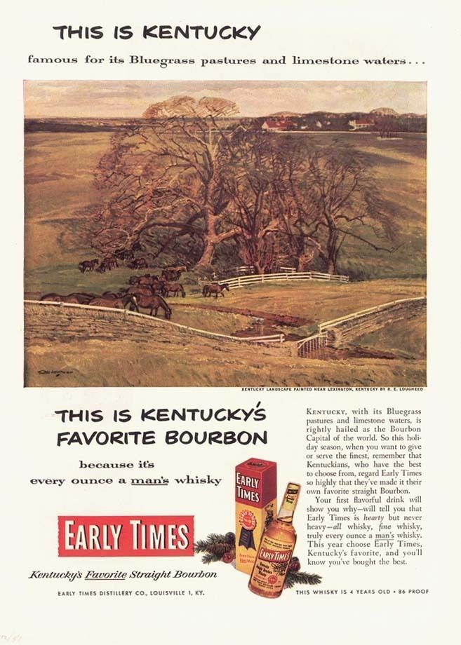 Early Times, 1951