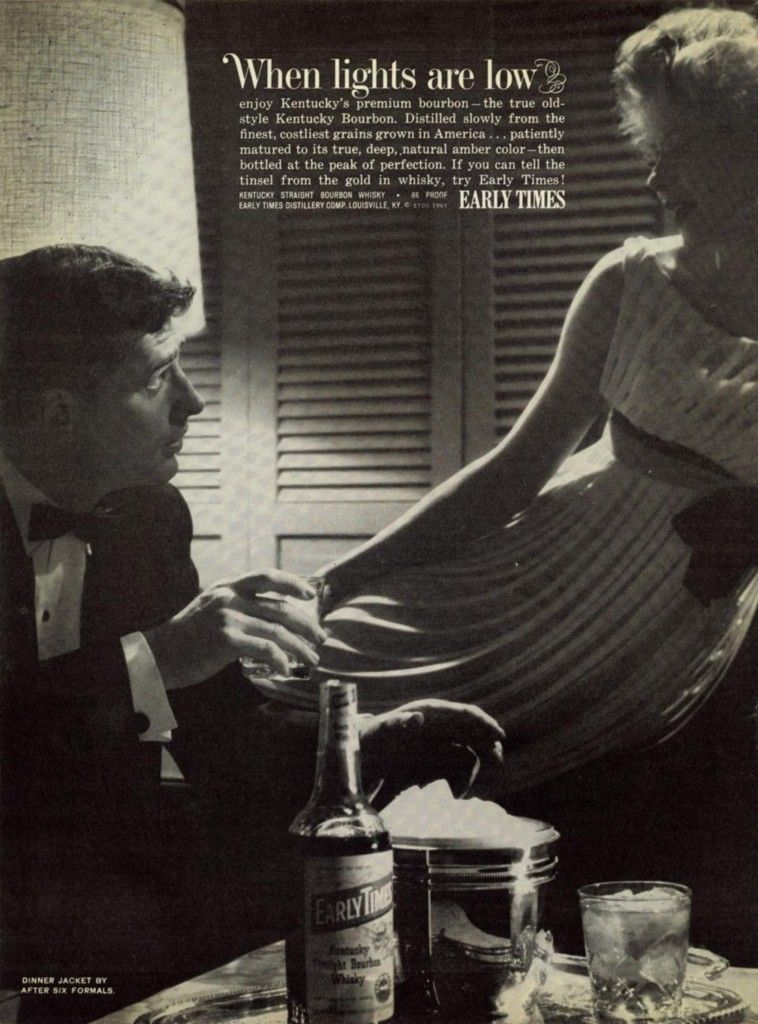 Early Times, 1962