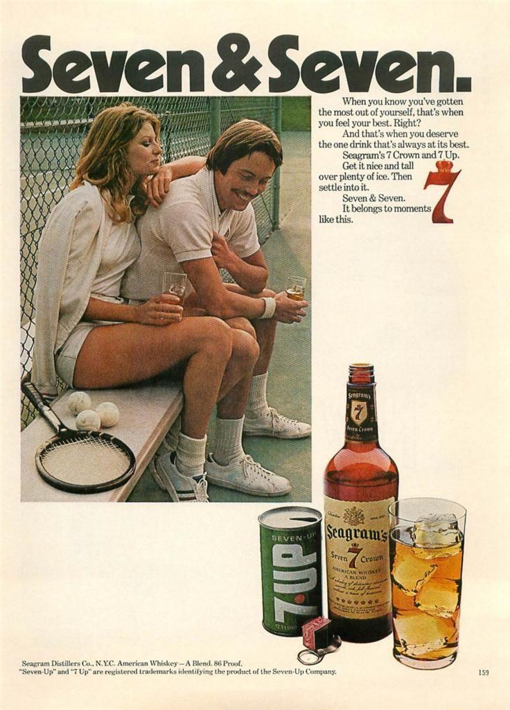Seagram's, 1973