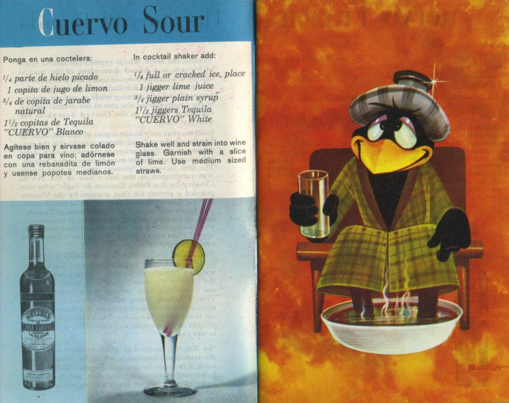 Cuervo Sour Recipe