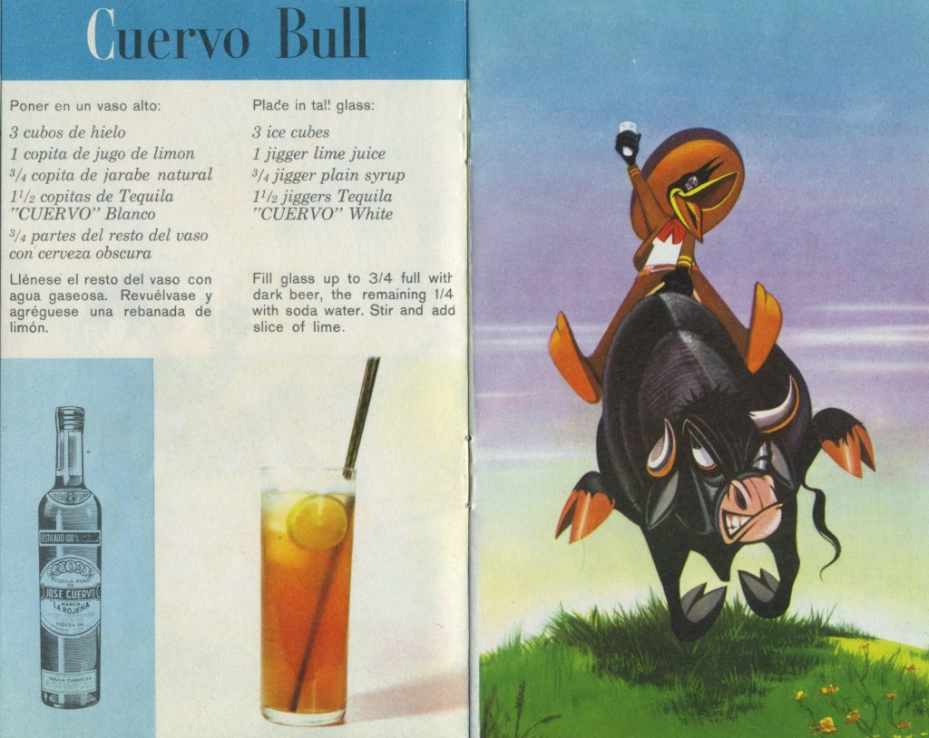 Cuervo Bull Recipe