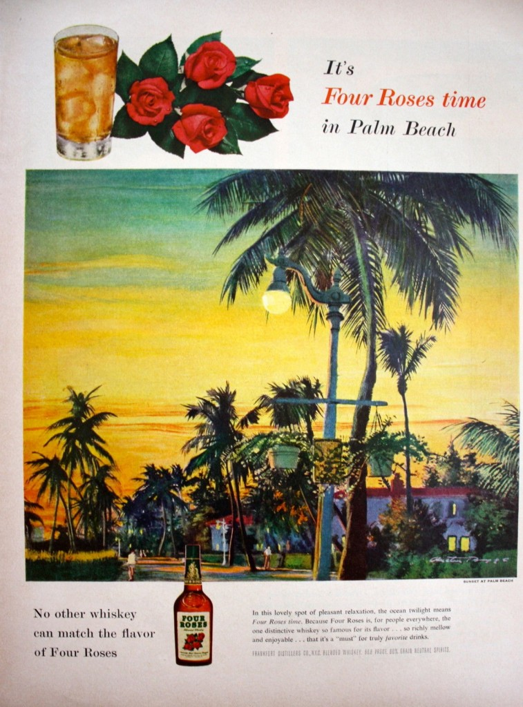 Four Roses, mid-1940s