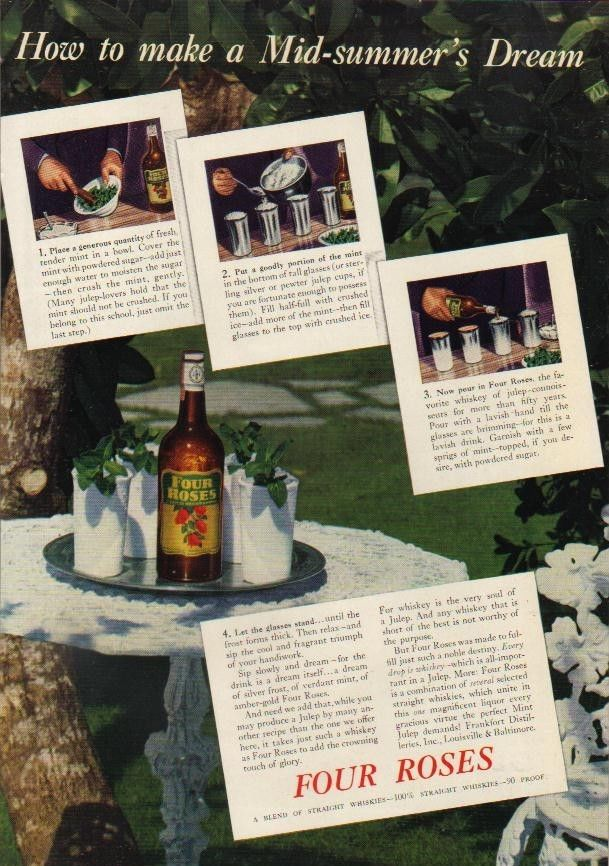 Four Roses, 1938