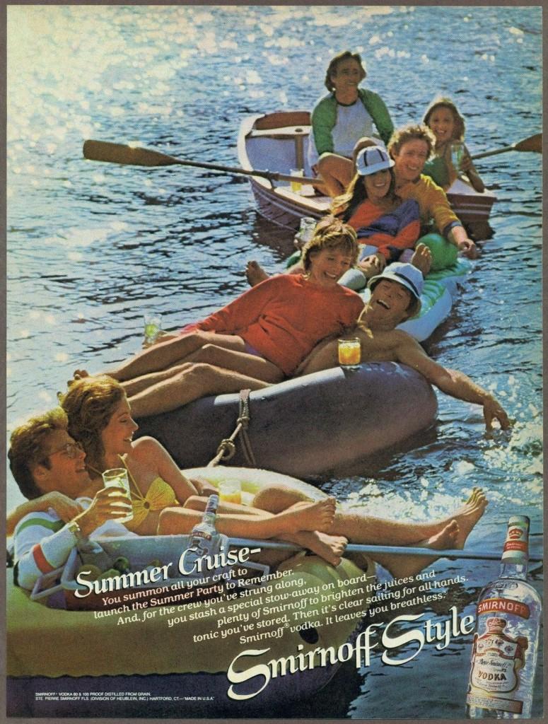 Smirnoff, 1979