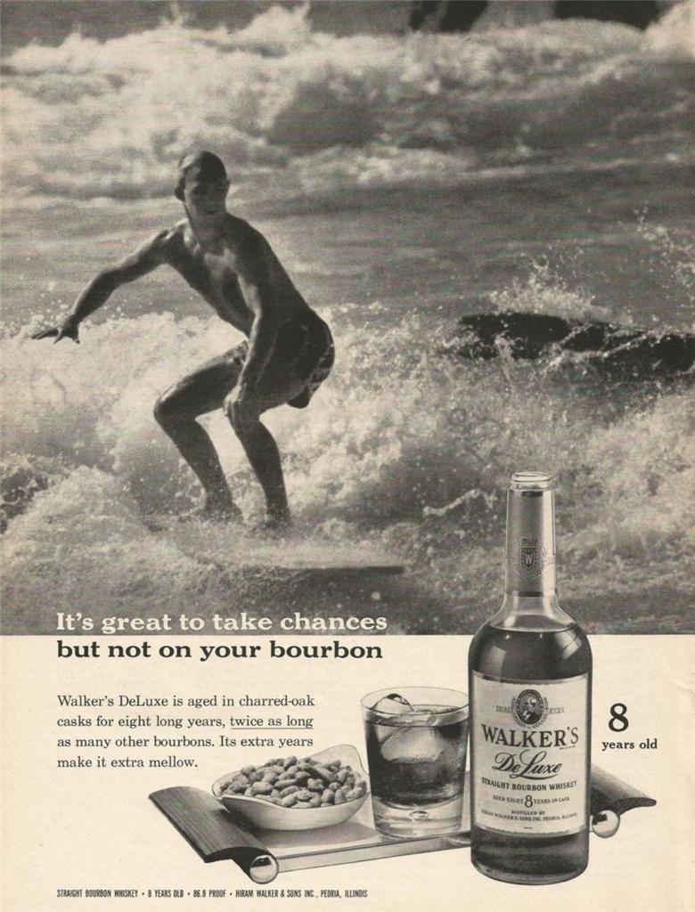 Walker's, 1960