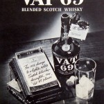 An ad for Vat 69 Scotch from 1937/1938