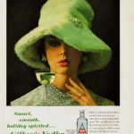 Gilbey's Vodka, 1963