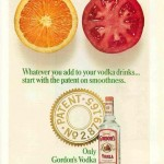 Godon's Vodka, 1966