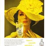 Gilbey's Vodka, 1962