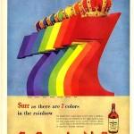 Seagram's, 1953