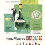 Hiram Walker, 1956