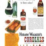 Hiram Walker, mid-1950s