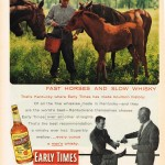Early Times, 1956
