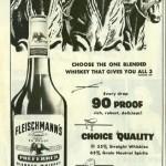 Fleischmann's, 1950