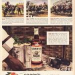 Corby's, 1948
