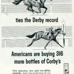 Corby's, 1960