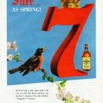 Seagram's 7, 1954