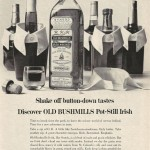 A Bushmills ad from 1965