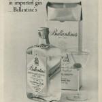 Ballantine's, 1959