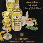 Booth's, 1951