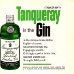 Tanqueray, 1963