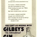 Gilbey's 1942