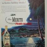 Ron Merito, 1945