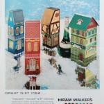 Hiram Walker, 1959