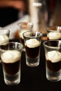 Sous-Vide Cappuccino Cocktail, photo courtesy Cuisine Solutions