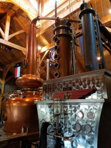 Leiper's Fork distillery, photo courtesy Mint Julep Tours