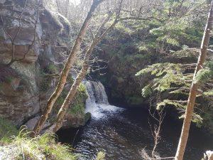 Linn Falls near Aberlour