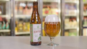New Belgium Hemperor, courtesy New Belgium Brewing