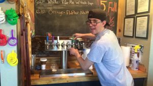 bartender Tony, courtesy Brewability